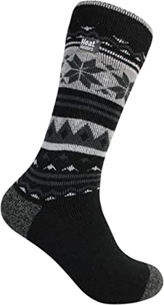 Heat Holders Men's Warm Winter Thermal Lite Socks