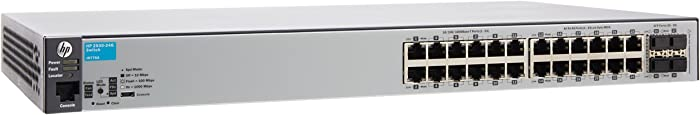 HP J9776A 2530-24G 24 Port Gigabit Switch
