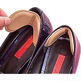Chaussures à talon Semelles éviter les frottements Stickers talon chaussures de talon Ajustements Le Chaussures Longueur talon Shoe Pad (4 paires)