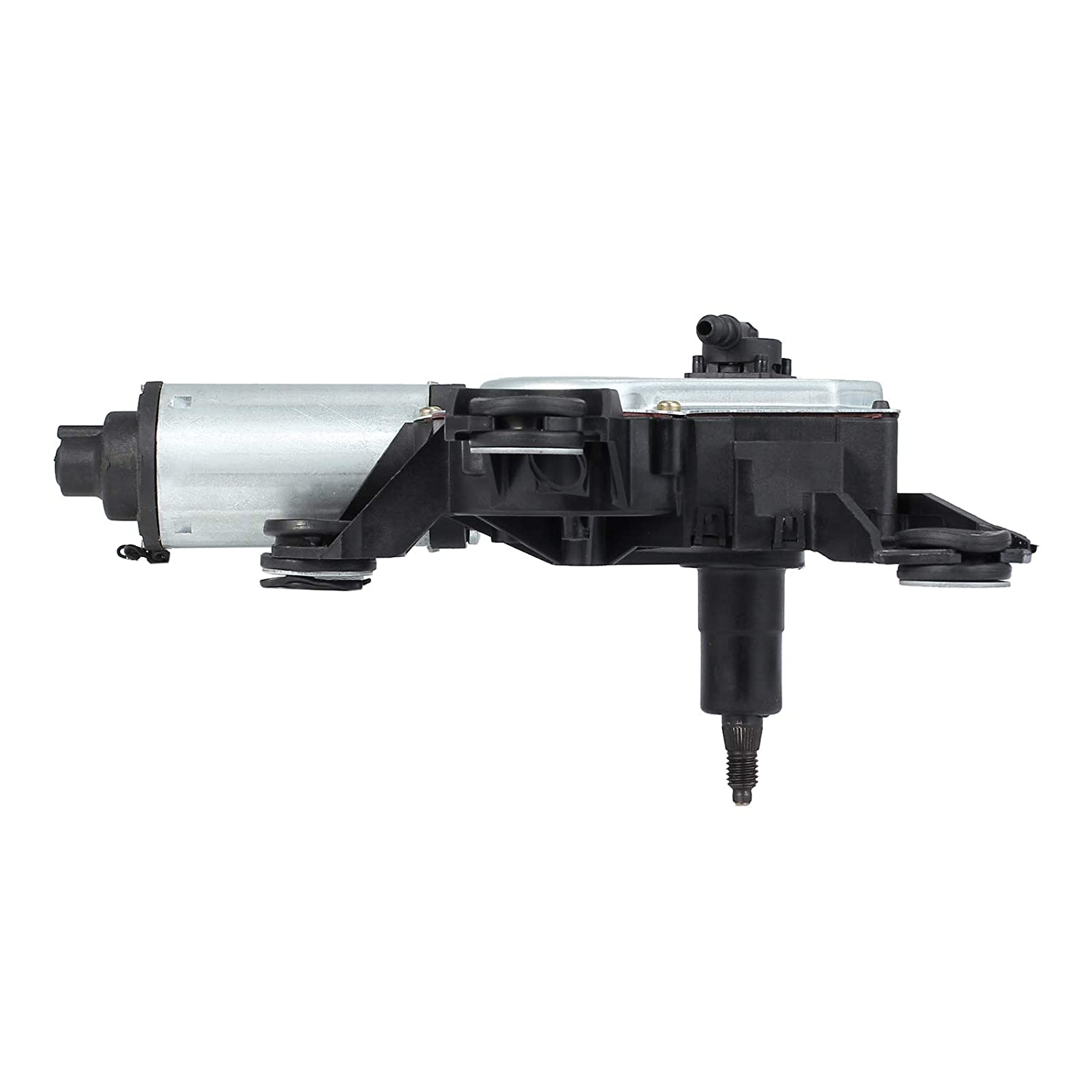 Justech Rear Windscreen Wiper Motor for A3 8P A4 A6 Q5 Q7 8E9955711 8E9955711A 8E9955711B 8E9955711C 8E9955711D 8E9955711E