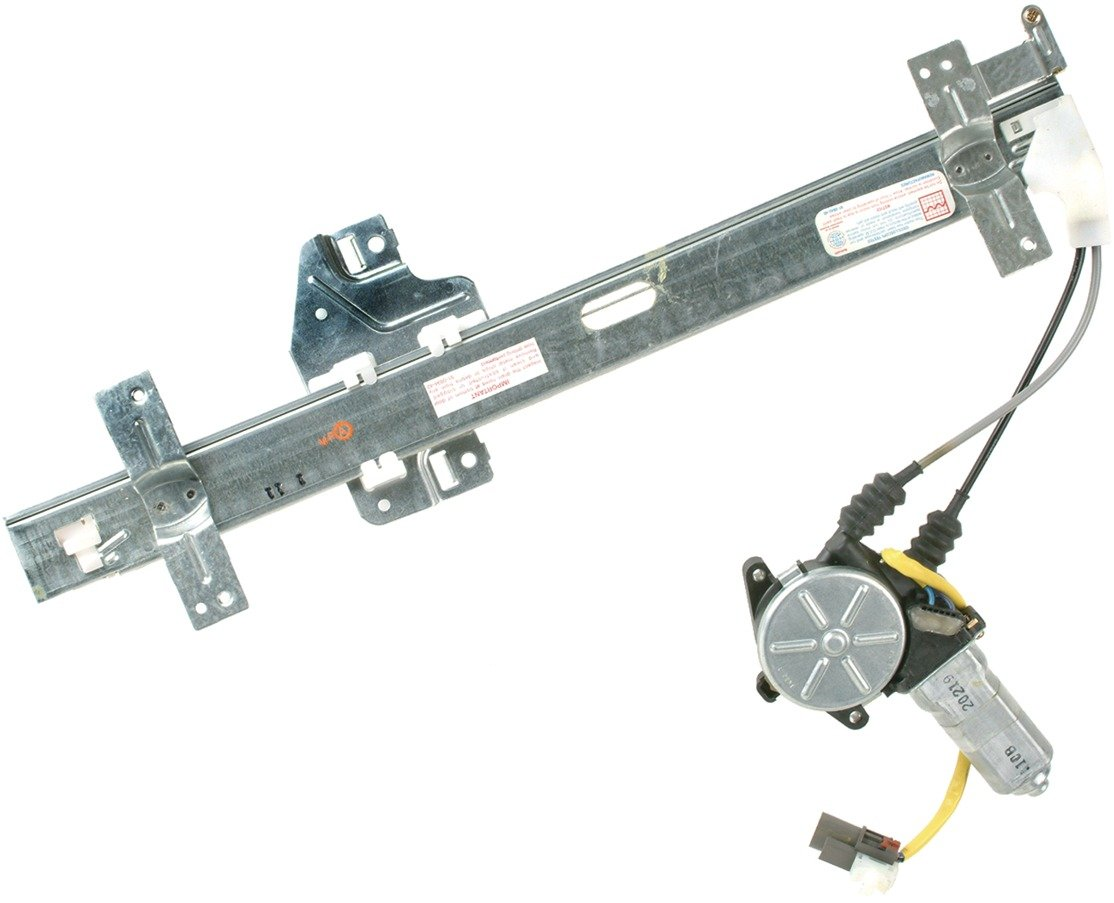 Cardone 47-1573R Remanufactured Import Window Lift Motor by A1 Cardone