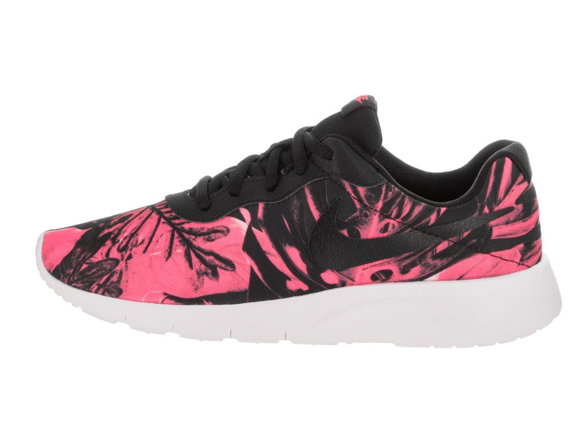 Nike Tanjun Print Print Print (Gs) - schwarz schwarz-Weiß-Hyper Rosa 73f556