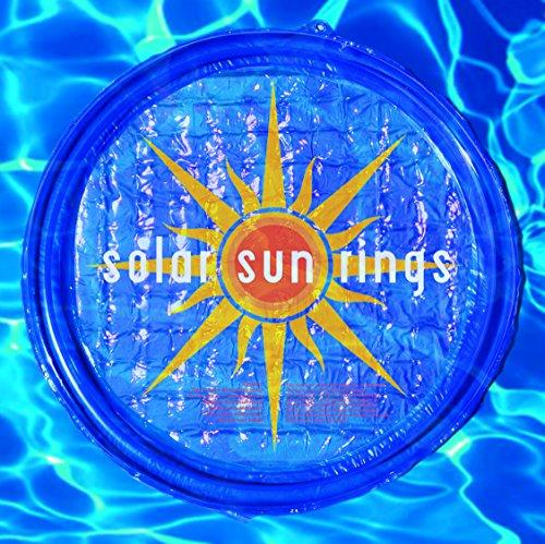 Solar Sun Rings Sunburst
