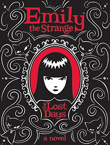 Read Online Emily the Strange: The Lost Days pdf