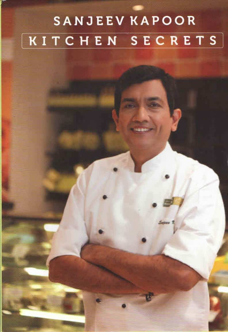 Recipe Book Of Sanjeev Kapoor
