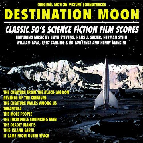 Destination: Moon - Classic 50's...