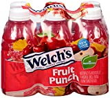 Welch's Fruit Punch, 10 oz - Pk of 24