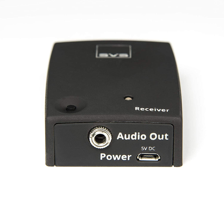 Amazon.com: SVS SoundPath Wireless Audio Adapter - Black: Computers & Accessories