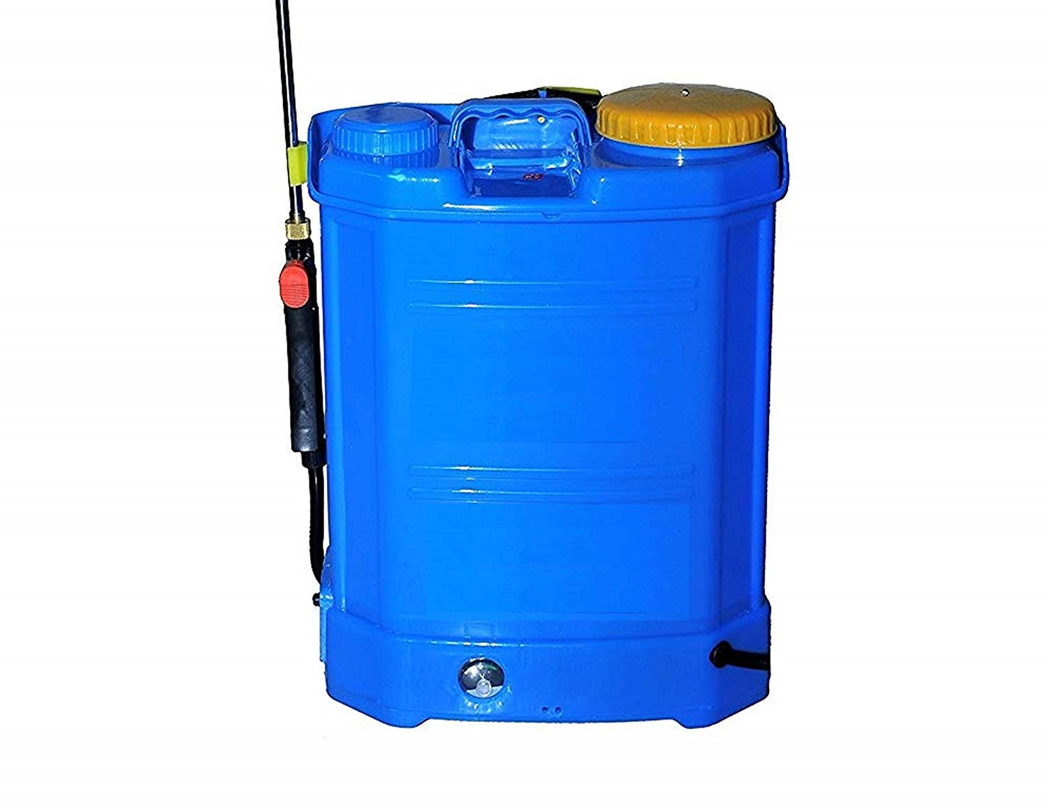 Aimex Knapsack Battery Operated Agriculture Sprayer for Pump (16 L):  Amazon.in: Garden & Outdoors