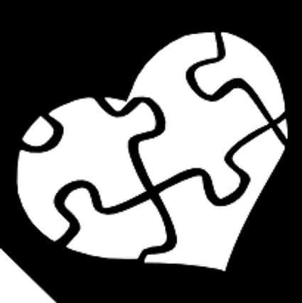 Amazon com: 25pc  Glitter Tattoo Stencil - Autism Awareness