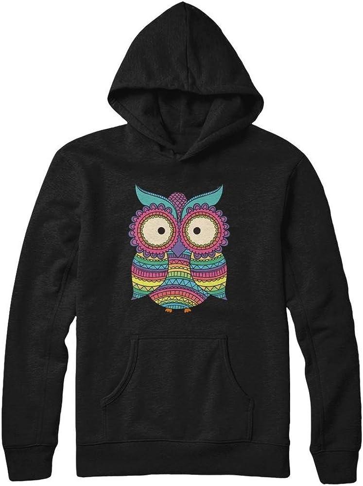 Pullover Hoodie Teely Shop Women/'s andOwl SummerCute Love Owl Custome Gildan