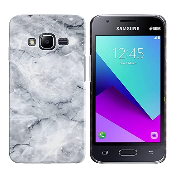outlet store 26959 84617 FINCIBO Case Compatible with Samsung Galaxy J1 Mini Prime J106 4 inch, Back  Cover Hard Plastic Protector Case Stylish Design for Galaxy J1 Mini Prime  ...