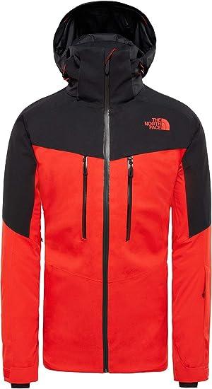 e9558418ba The North Face Veste à Capuche M CHAKAL JKT Fiery: Amazon.fr: Sports ...