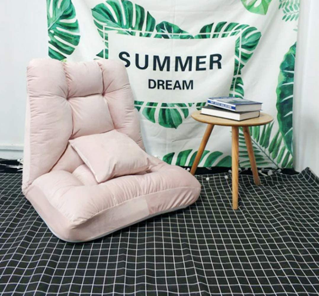 Net red lazy sofa small family single bed back chair Girl Bedroom lovely small sofa floating window chair