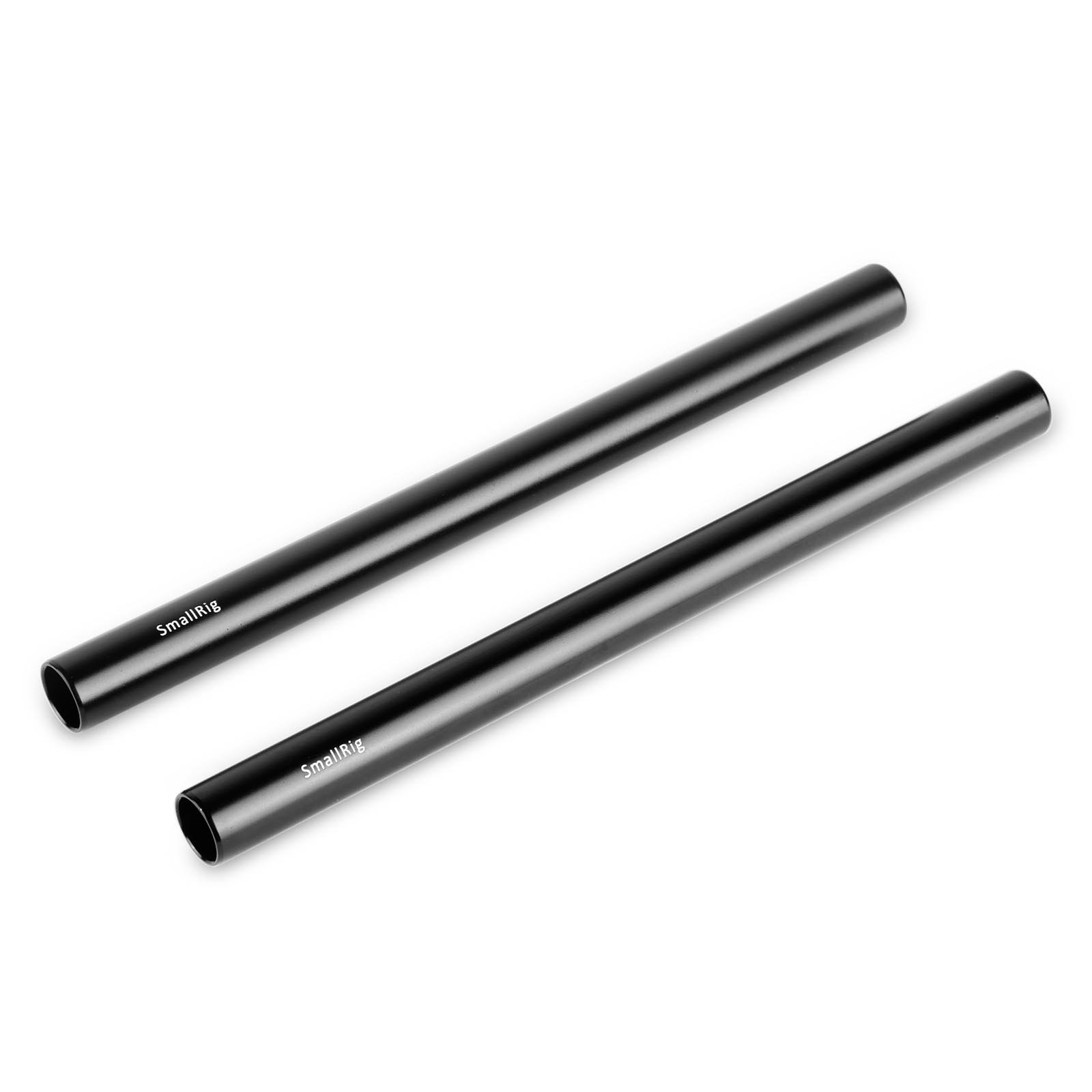 SMALLRIG 15mm Camera Rods (8 Inch) for 15mm Rail Rod Support System, 15mm Rod Clamps, 15mm Offset, 15mm Matte Box, 15mm Follow Focus - 1051 by SMALLRIG