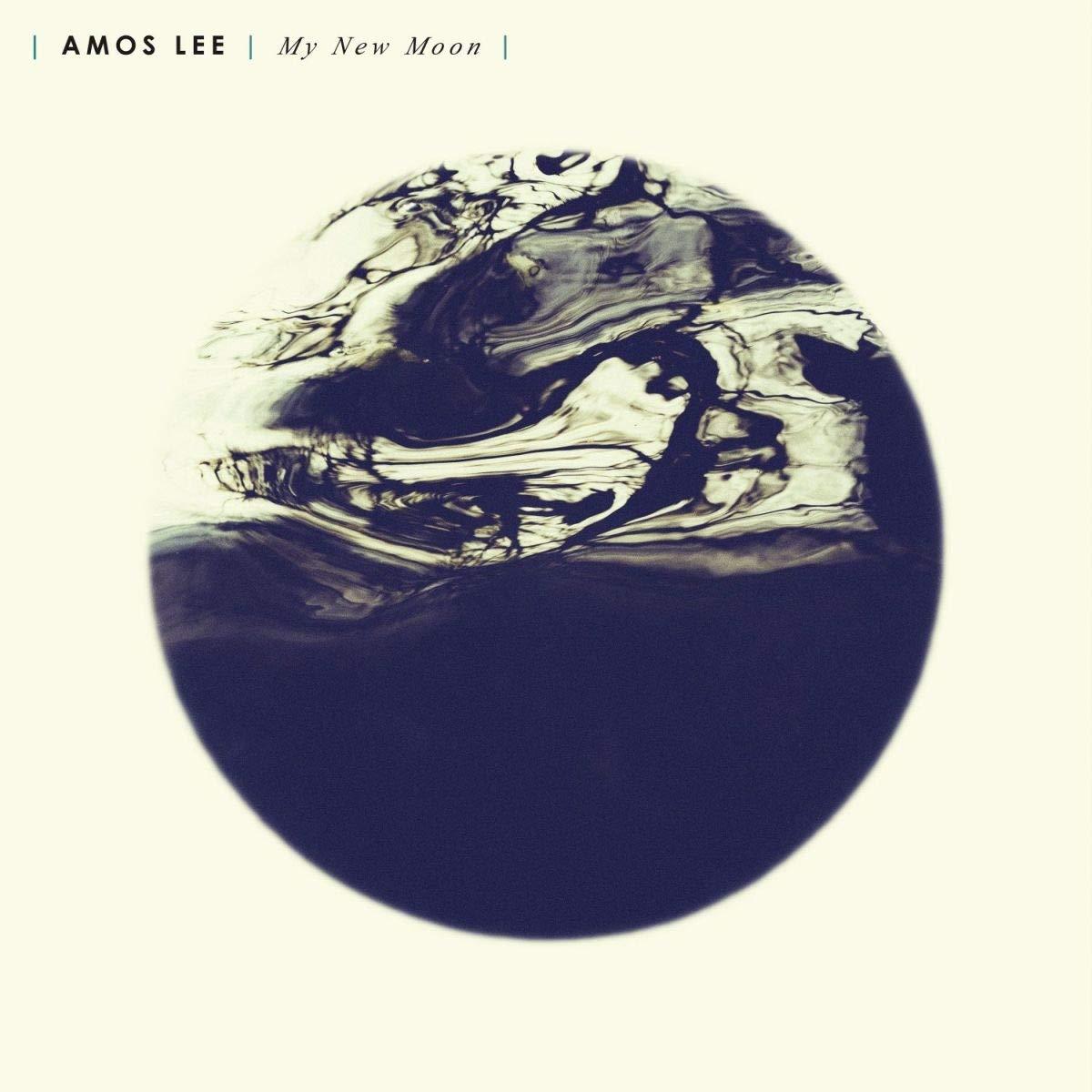 Vinilo : Amos Lee - My New Moon (LP Vinyl)
