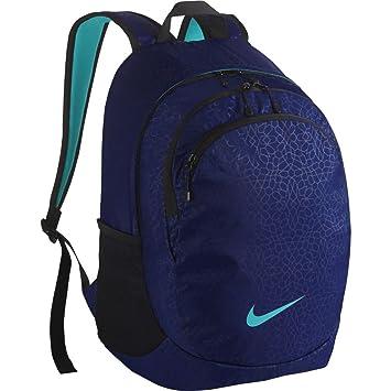 Nike Legend Backpack-Solid Mochila, Mujer, Azul Marino Dprylb / (Omeblu), Talla Única: Amazon.es: Deportes y aire libre