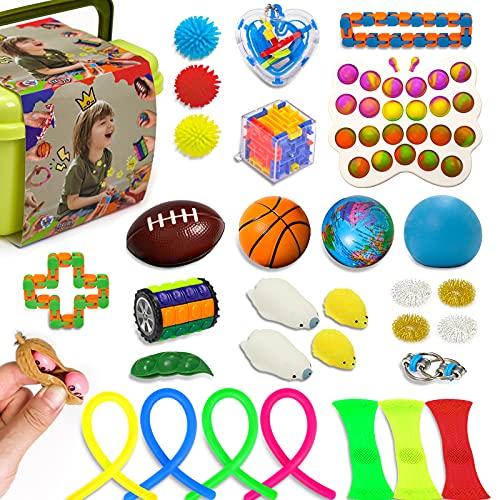 Perfect sensory toys