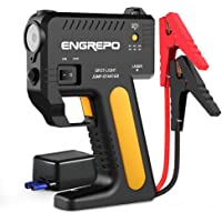 ENGREPO 1000A Peak 12V Portable Car Jump Starter