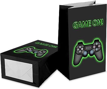 Amazon.com: Bolsas de regalo para videojuegos de Outego ...