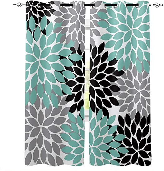 Window Treatments Curtains Room Window Panel Set
