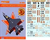 Afterburner Decals 1:48 F-16 C Bentwaters Aggressors Decal Sheet #48-060