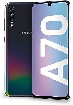 Samsung A70, Smartphone, 1, Negro: Samsung: Amazon.es: Electrónica