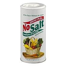NoSalt Sodium-Free Salt Alternative