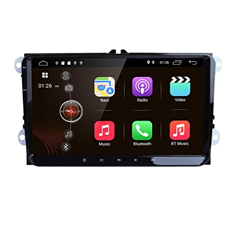 Amazon.com: Radio estéreo para coche Android 9.0 para ...