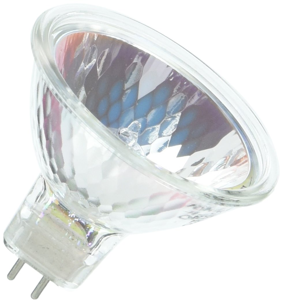 Ushio 1000552 FMV FRA JR12V 35W NFL24 Eurostar 35 Watt 12 Volt MR16 Spot Halogen Light Bulb