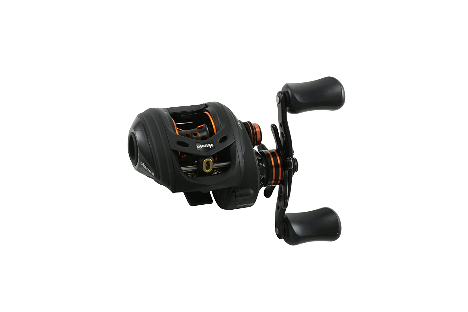 Okuma Fishing Tackle Citrix Ci-273LXa Lightweight Low Profile Baitcast Reel