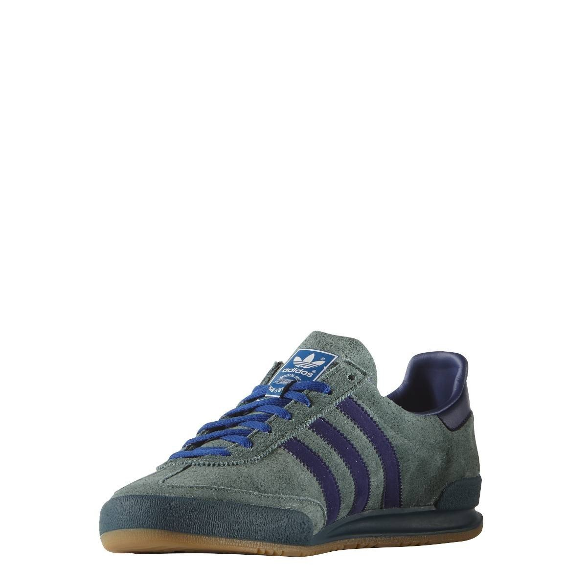 3a89c3dd6656e adidas Jeans MKII, Vista Green/Dark Blue/Viridian