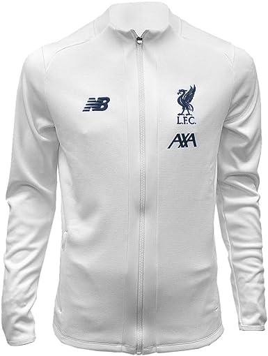 Amazon Com New Balance Men S Liverpool Fc Game Jacket Clothing