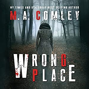 Wrong Place Audiobook