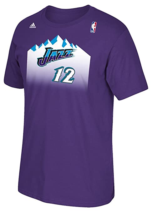 "John Stockton Utah Jazz Adidas NBA ""Soul Swingman"" ..."