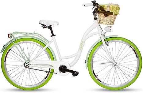 Goetze Colours 26 pulgadas 1 de curso, rueda de bicicleta, City ...