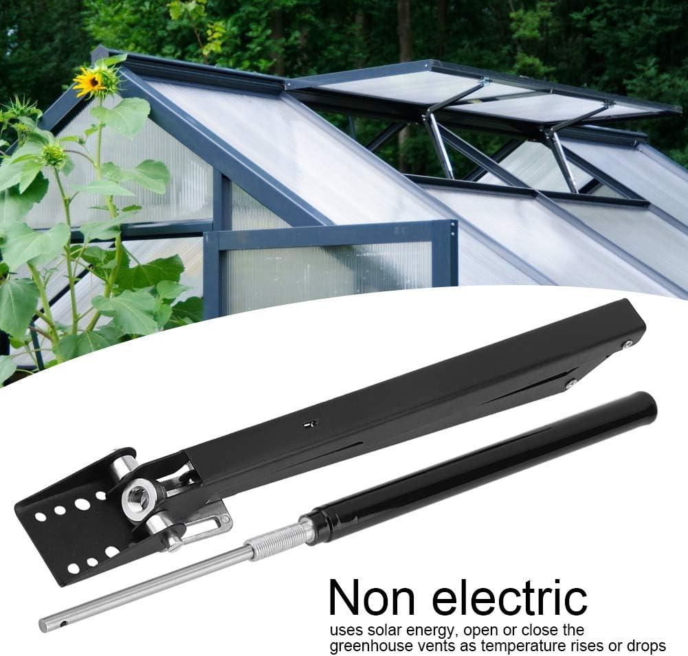 lyrlody Greenhouse Window Opener Greenhouse Window Opener Vent Autovent Solar Heat Sensitive Automatic Greenhouses Roof for Garden House