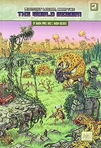 Midnight Legion The World Reborn, Book Two, Board Game