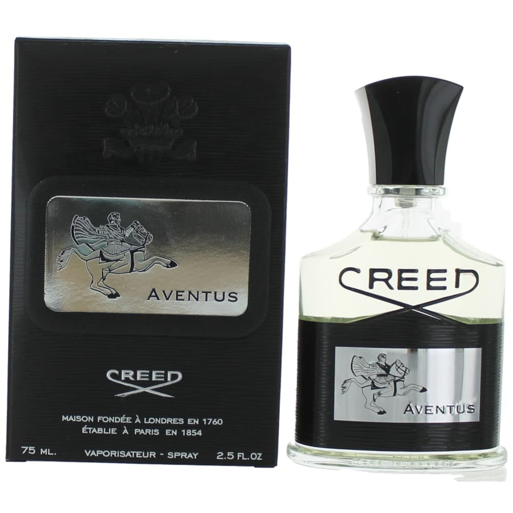 Creed Aventus by Creed Eau de Parfum Spray for Men 2.5 Oz / 75 ml New in Box