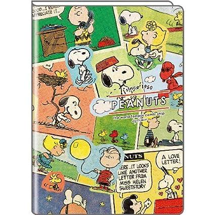 Amazon.com : Delfino Peanuts Snoopy 2019 Monthly Schedule ...