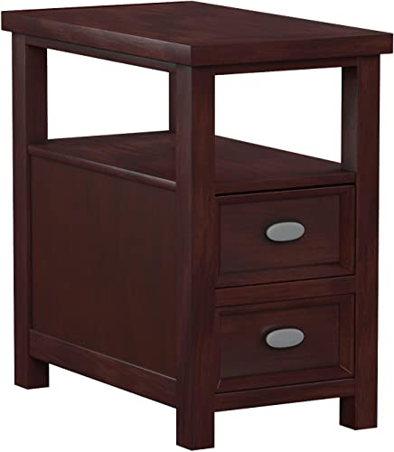 Crown Mark Dempsey Chair Side Table - the best living room table for the money