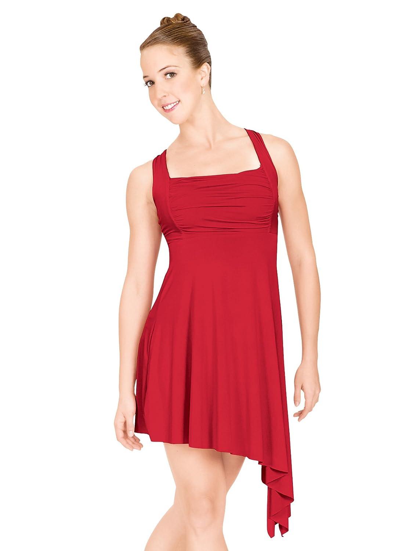 Natalie Dancewear DRESS レディース B0079MICRU ホワイト Medium