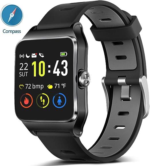 Amazon.com: MorePro - Reloj inteligente GPS con 17 modos de ...