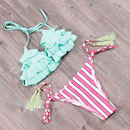 22 Stampato Estivo Donna Da Bikini Costume Cheng Bagno xqwS6p06z