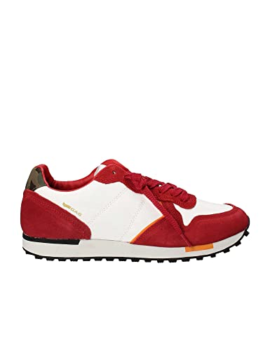 5a6bc13d8e GAS GAM813016 Sneakers Man Red 41: Amazon.co.uk: Shoes & Bags