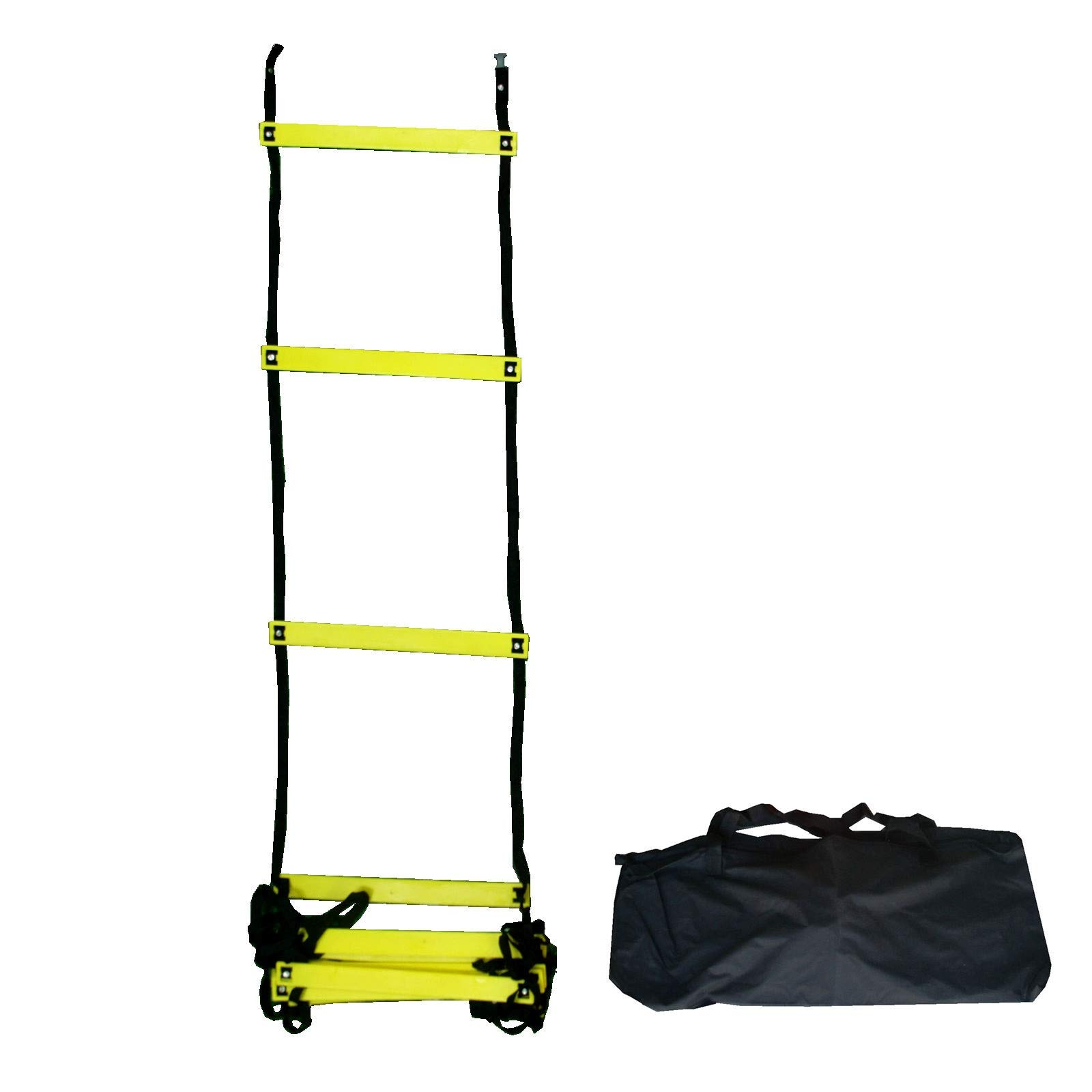 Bright Sun 1 Set Speed Agility Training Sports Equipment Ladder 15 ft #BDMN by Bright Sun