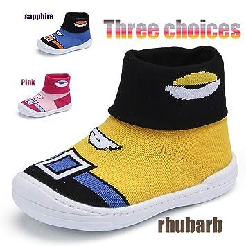 20f823acd1453 Shoe House Tricot Chaussures Bébé Velours 2-5 Ans Bottes pour  Enfants Chaussures