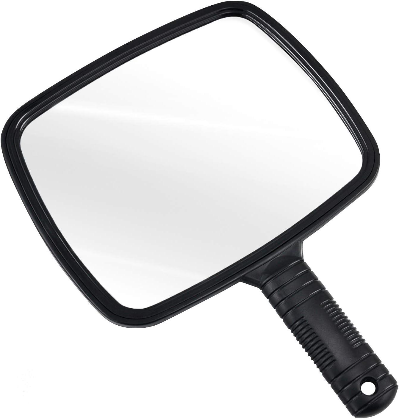 TRIXES Miroir de coiffeur manuel