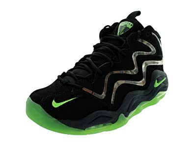 Nike Men's Air Pippen Black/Flash Lime/Anthracite Basketball Shoes 9.5 Men  US