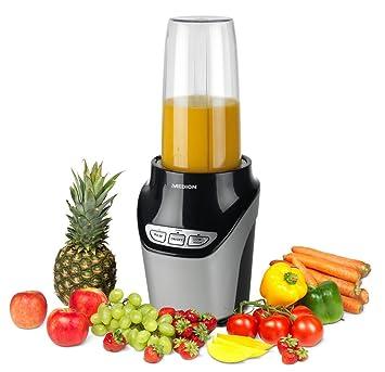 Medion Multi Nutri Mixer MD 17478 - Batidora de vaso para smoothies, 1000 W de
